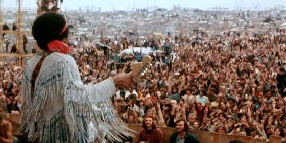 Monterey International Pop Festival, 1967. június 16. Jimi Hendrix