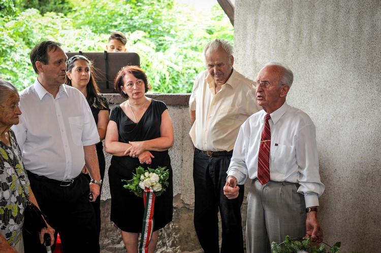 Losó Györgyné a Romák Felzárkóztatásáért Egyesület (ROMFEL) elnöke