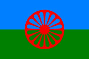 A roma zászló