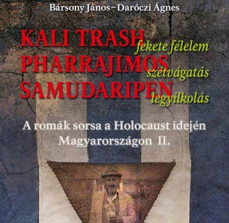 Káli tras könyvborító