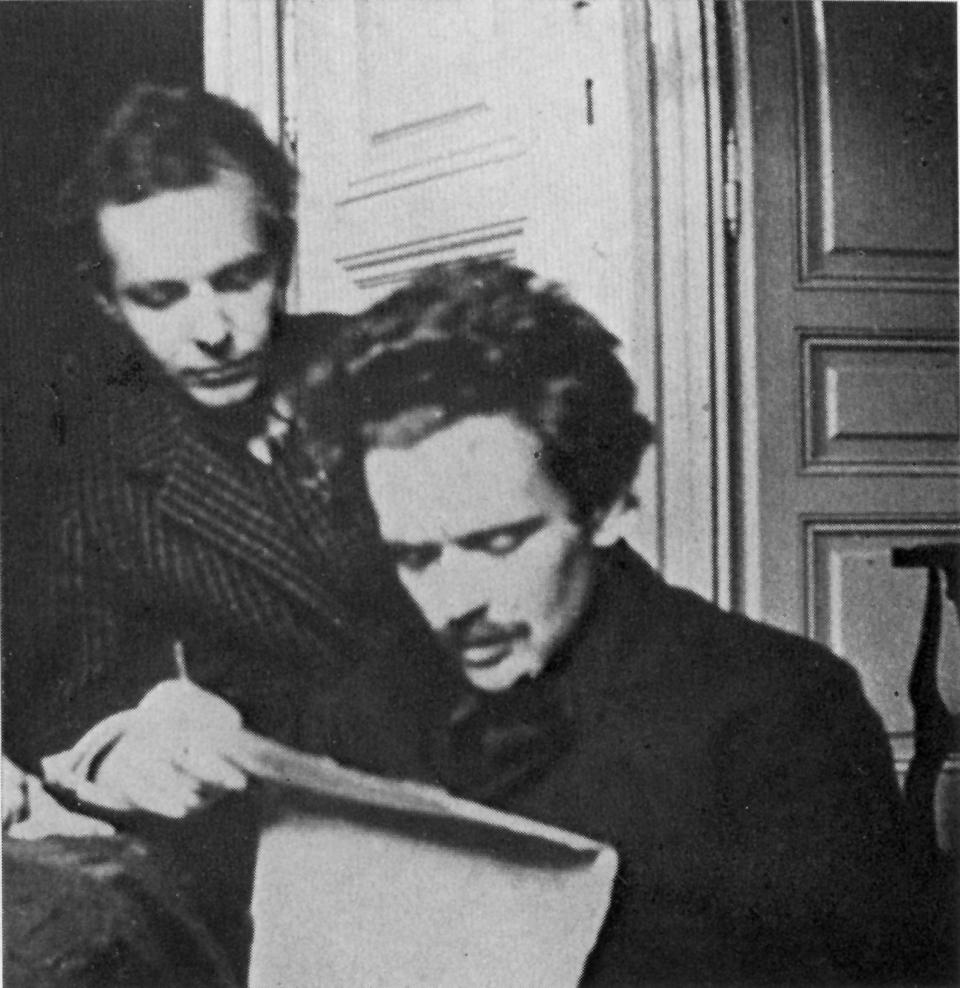 Bartók Béla és Kodály Zoltán fiatalon