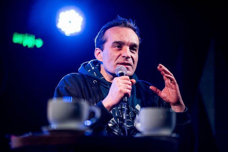 Krausz Tivadar - fotó: Berecz Valter