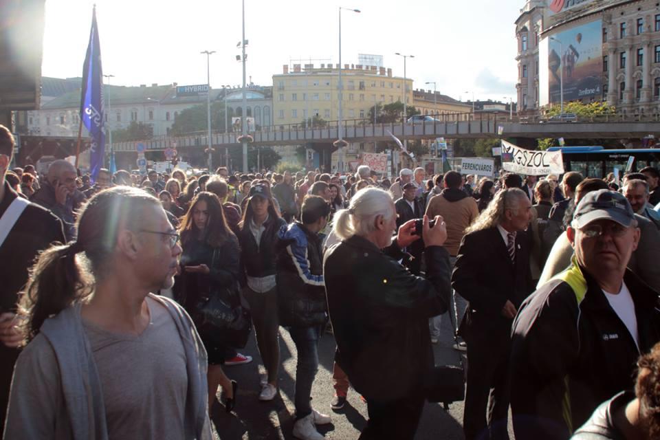Közel háromezren vonultak fel a Roma Büszkeség napján - fotó Bakki László
