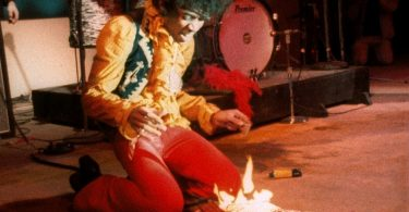 Monterey International Pop Festival, 1967. Jimi Hendrix
