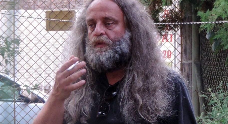 Konok Péter író, történész - fotó: Láng Judit