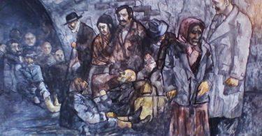 Ferkovics József - A komáromi bunkerban