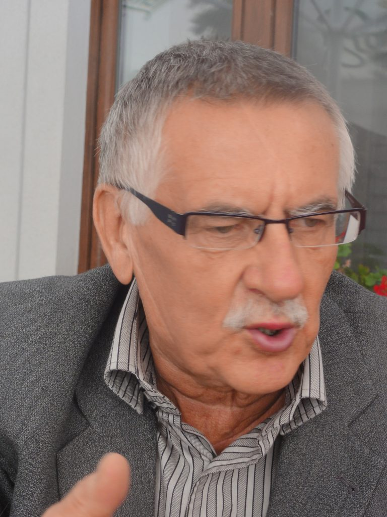 Bettes István - fotó Görög Mása