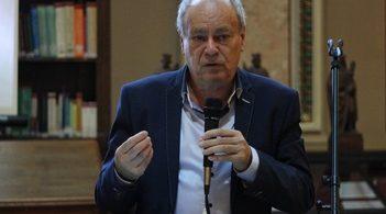 Csepeli György - fotó ELTE