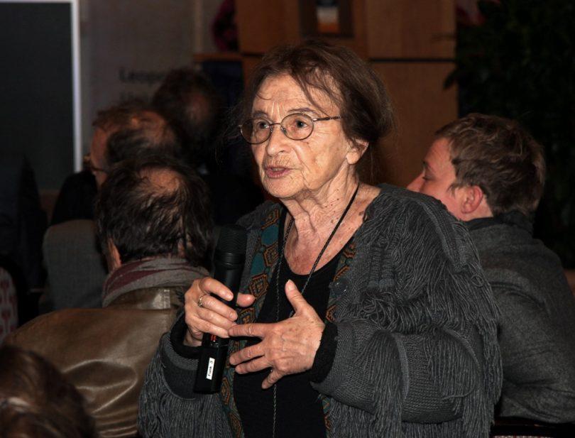 Heller Ágnes - fotó: Wikimedia