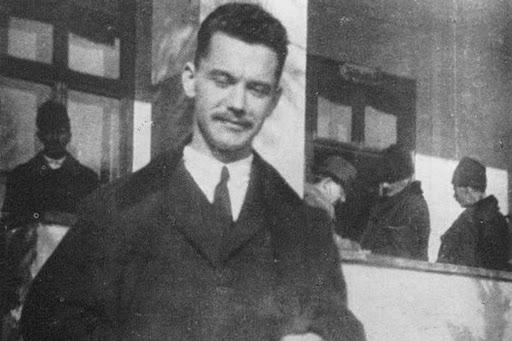 József Attila költő - fotó: Szeged Tourinform